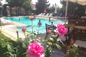 Prespa summer swimming pool bar