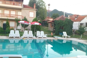 Prespa Sommerschwimmbad Bar