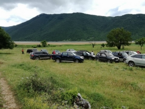 2h Off road 4x4, Prespa Spa Resort Prespes hotels half board rooms Florina