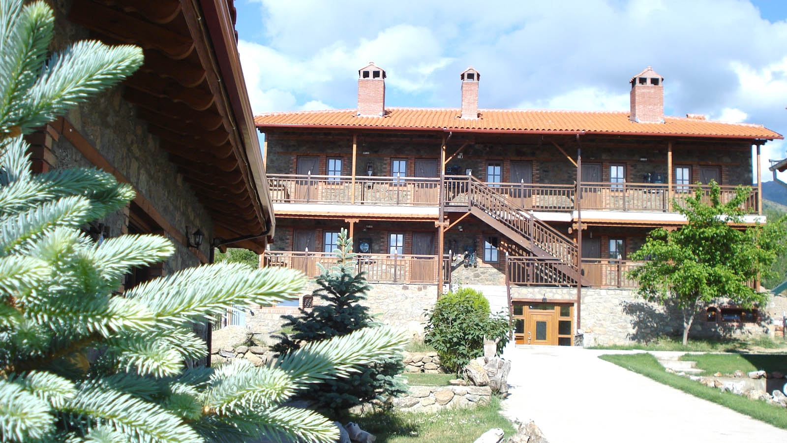 Prespa Spa Resort & Villa Platythea